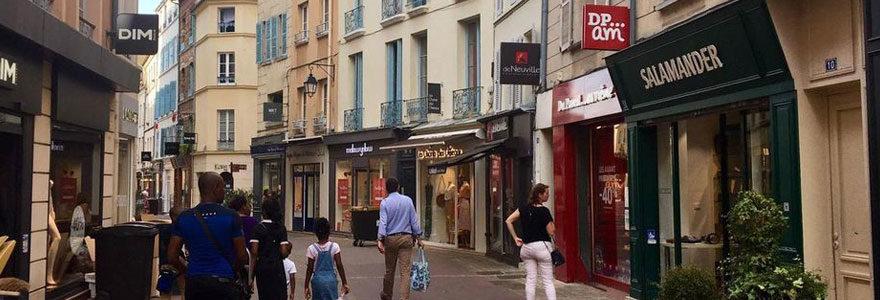 séjour à Saint Germain en Laye