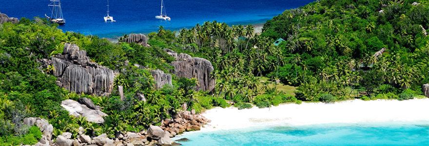 Partir naviguer en voilier aux Seychelles