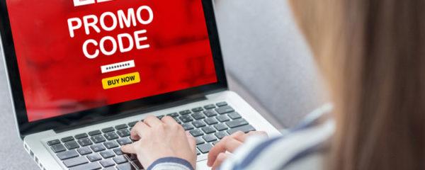 Dénicher des codes promo