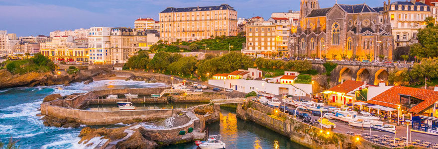 Locations de vacances à Biarritz