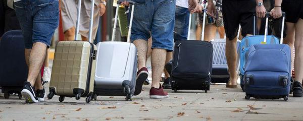 Personnaliser votre valise